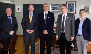 La Xunta respalda a Asomega en el I Encuentro mundial de médicos gallegos