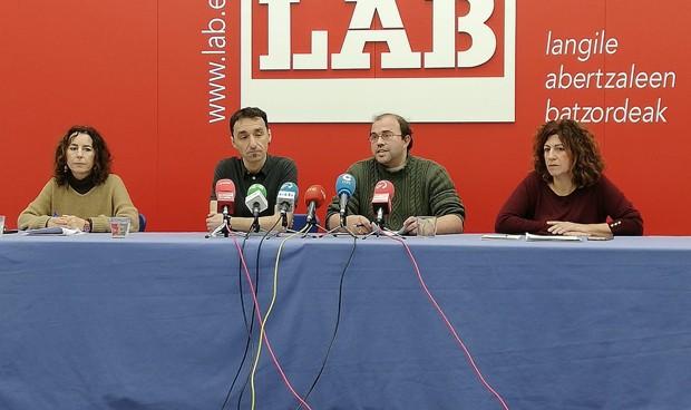 LAB anuncia que se presenta como acusación en el juicio de las OPE vascas
