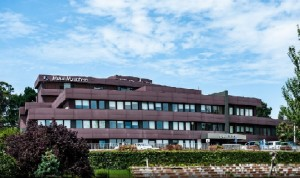 Lãberit 'firma' la desinfección ultravioleta del hospital Mutua Montañesa