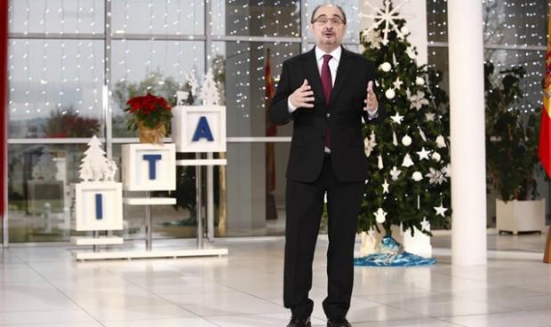 Lambán destaca que Aragón es la CCAA que más ha invertido en sanidad