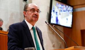 Lambán ya preside Aragón: listas de espera y 2 hospitales, sus prioridades