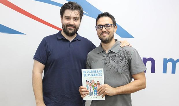 """'El Club de las Batas Blancas': """"El MIR es más duro que escribir un libro"""""""