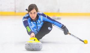 """""""Era el momento de dejar en 'stand by' el MIR por el curling"""""""