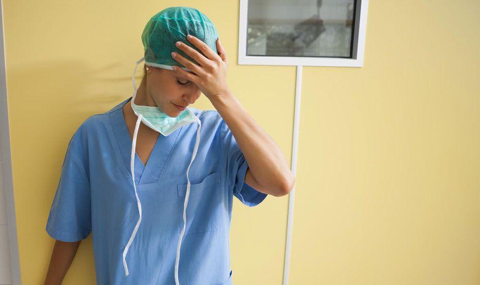 """""""He sufrido acoso sexual en todos los hospitales donde he trabajado"""""""