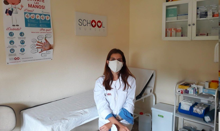 """""""La enfermera escolar en tiempos de Covid-19 no es un lujo, es necesidad"""""""
