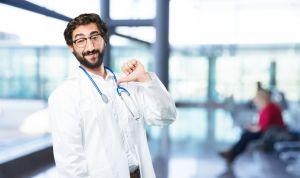 ¿Quién es el Cristiano Ronaldo de los médicos de hospital y quién el Cholo?
