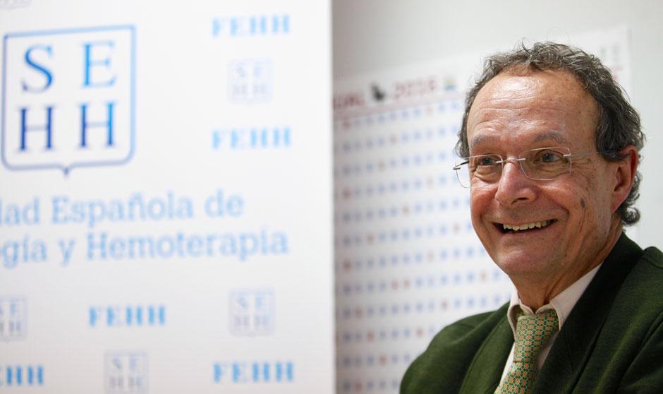 """José María Moraleda: """"Soy un creyente en las células madre"""""""