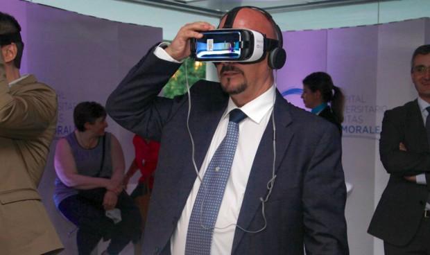 ¿Un vistazo a la sanidad del futuro?