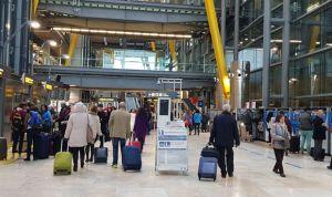 AENA desvela por qué los aeropuertos también son grandes centros de salud