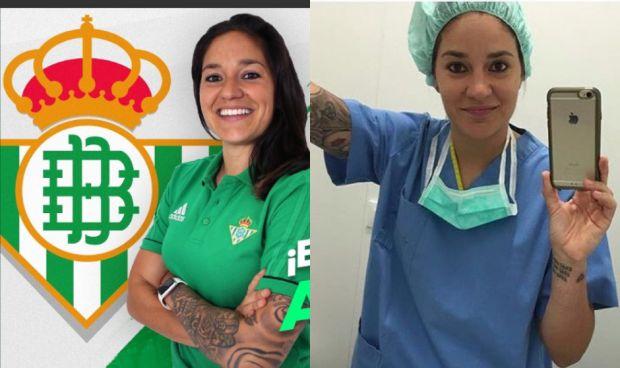 """Ana Romero, de los estadios al MIR: """"El fútbol dura, con suerte, diez años"""""""