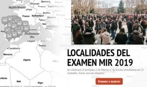 Aulas y admitidos para el examen MIR 2019: ¿dónde haces el examen?