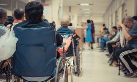 Una noche en el hospital nunca es agradable, pero sí puede ser más cómoda