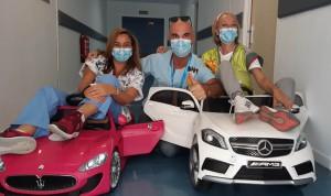 Cómo se vive el Covid-19 en la escuela de un hospital infantil