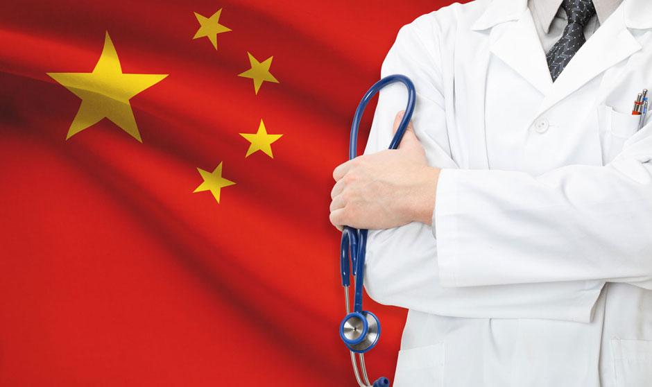 El gigante chino desembarca en la sanidad española
