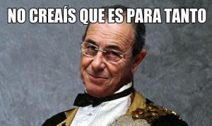 El 'tio Gilito' de la sanidad española