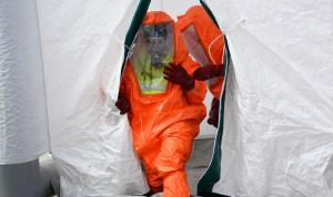 Enfermeros preparados para hacer frente a la amenaza bacteriológica