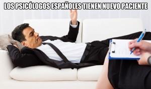 Gabinete psicológico del PSOE. ¿Dígame?