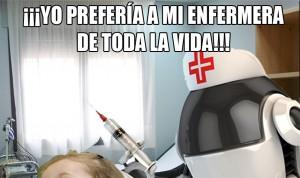 La rebelión de las máquinas (sanitarias)