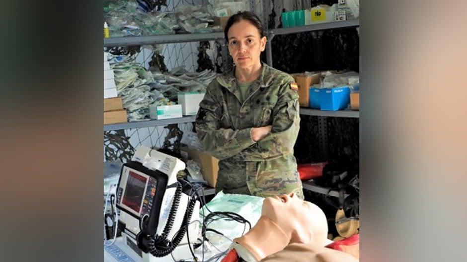 """""""Las misiones son experiencias que un médico civil nunca va a poder vivir"""""""