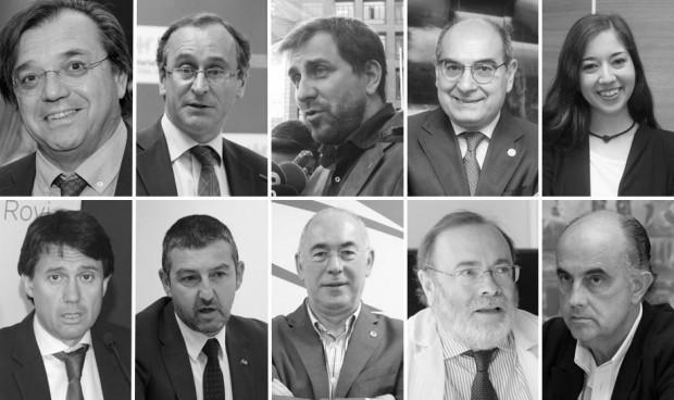 Los 10 protagonistas de la sanidad en 2016