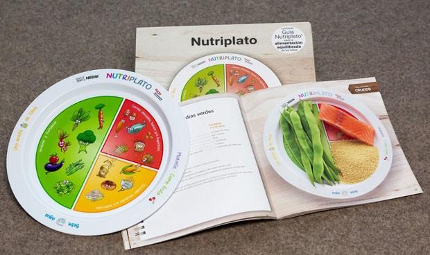Los publicistas desnudan la estrategia de Nestlé con el Nutriplato
