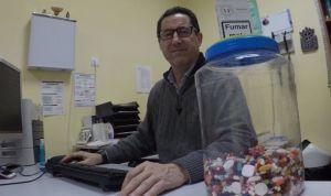Los sanitarios sacan su lado más humano por vía postal