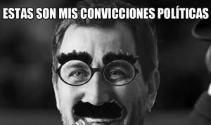 Me llamo Antoni, pero puedes llamarme Groucho