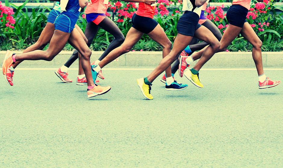 Médico en una maratón: de profesión,