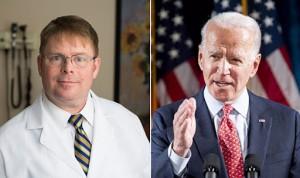 Kevin O'Connor: el médico de la Casa Blanca detrás de la salud de Joe Biden