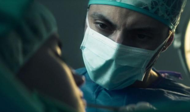 """Médico de profesión y también en el cine: """"Trabajo con la vulnerabilidad"""""""
