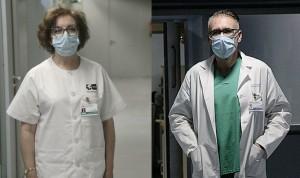 """Médicos y pacientes de Covid-19: """"Te sientes culpable por no poder ayudar"""""""