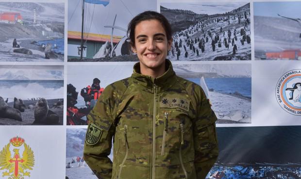 Nerea Alonso, el ejemplo de que la Medicina puede llevarte a la Antártida