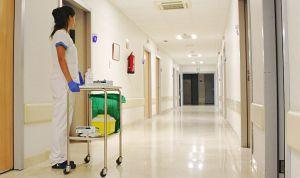 No solo de médicos y enfermeros vive el hospital