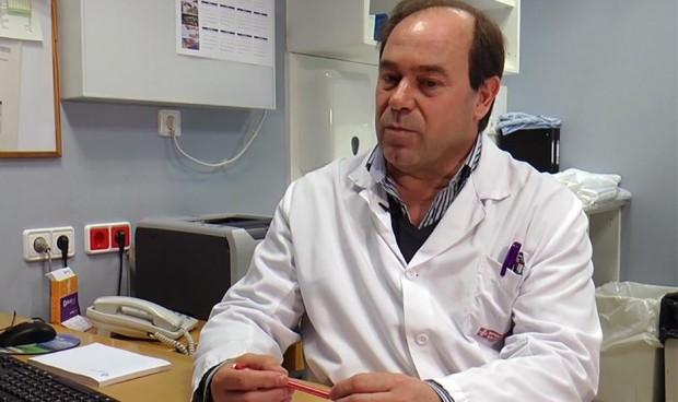 """Ramón Valls, médico reinfectado de Covid-19: """"Psicológicamente es muy duro"""""""