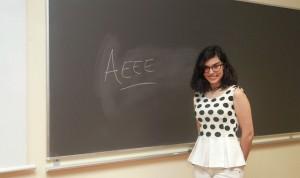 "Rocío Alfaro: ""Soy una friki orgullosa"""