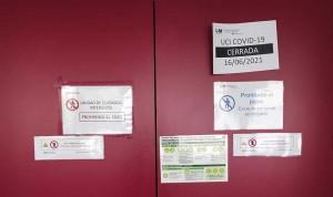 """Sanitarios ante el cierre de las UCI Covid: """"Todavía no está todo ganado"""""""