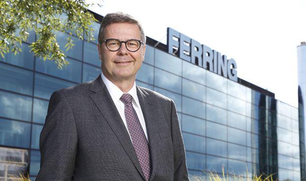 Lars Peter Brunse, nuevo vicepresidente y director de Producción en Ferring