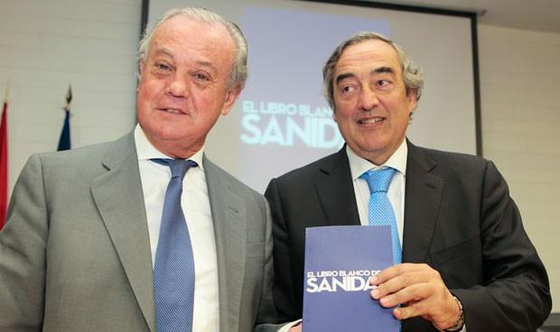 Las 32 'recetas' de la patronal para mejorar la sanidad en España