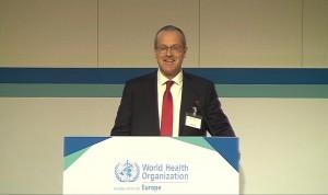 Las 6 estrategias del nuevo director de la OMS para la sanidad europea