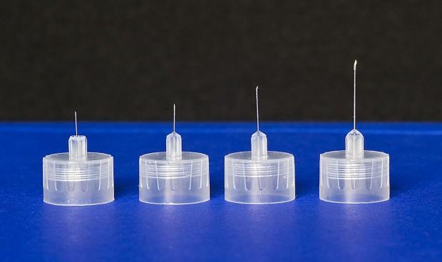 Las agujas para diabéticos pasan del centro de salud a la farmacia