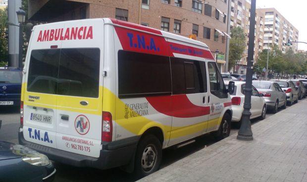 """Las ambulancias valencianas, en huelga hasta conseguir """"cláusulas sociales"""""""