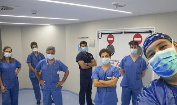 Las cirugías urgentes cayeron un 50% por la crisis del Covid-19