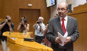 Las Cortes quieren que Aragón pida la derogación del RD de prescripción