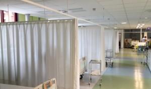 La cortina de hospital es un potencial foco de bacterias multirresistentes