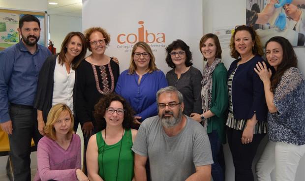 Las cuatro grandes peticiones de la Enfermería de Baleares a Patricia Gómez