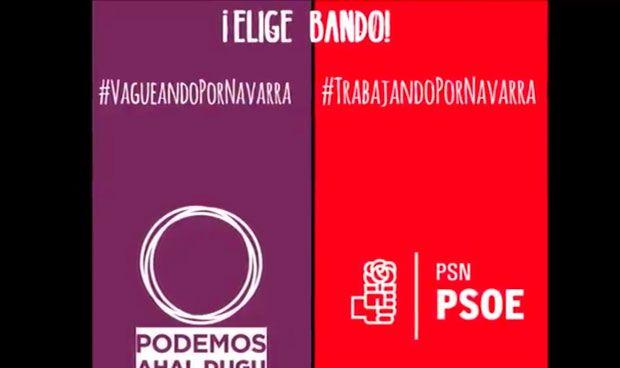 Las diferencias entre los diputados nacionales de Navarra