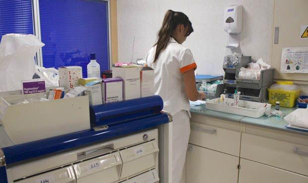 Las enfermeras en contacto con productos químicos tienen más riesgo de EPOC