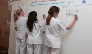 """Las enfermeras escolares denuncian: """"No tenemos reconocimiento profesional"""""""