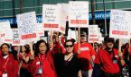 "Las enfermeras estadounidenses se preparan para ""tomar Washington"""