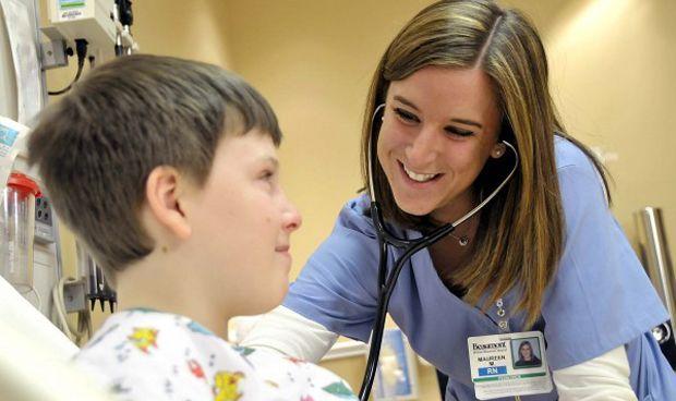 Las enfermeras noveles tardan la mitad de tiempo en atender las alertas